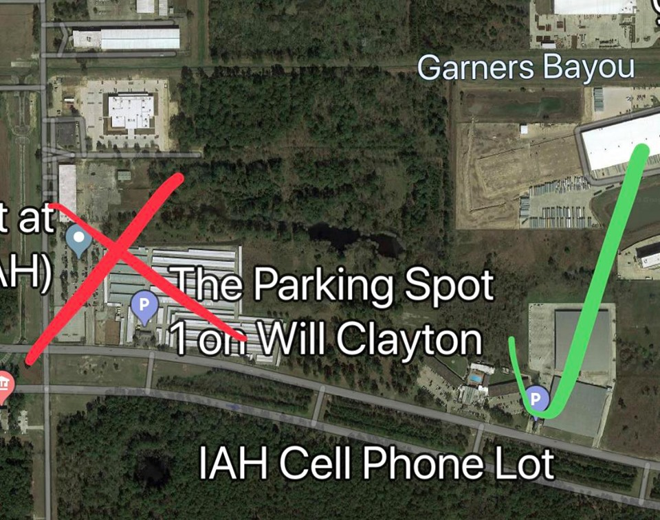 TNC Staging Lot Moving!