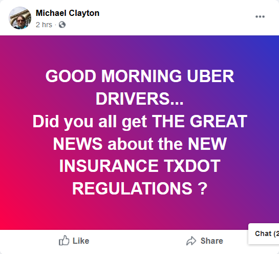 Fact Check: Will Houston rideshare drivers need commercial insurance?