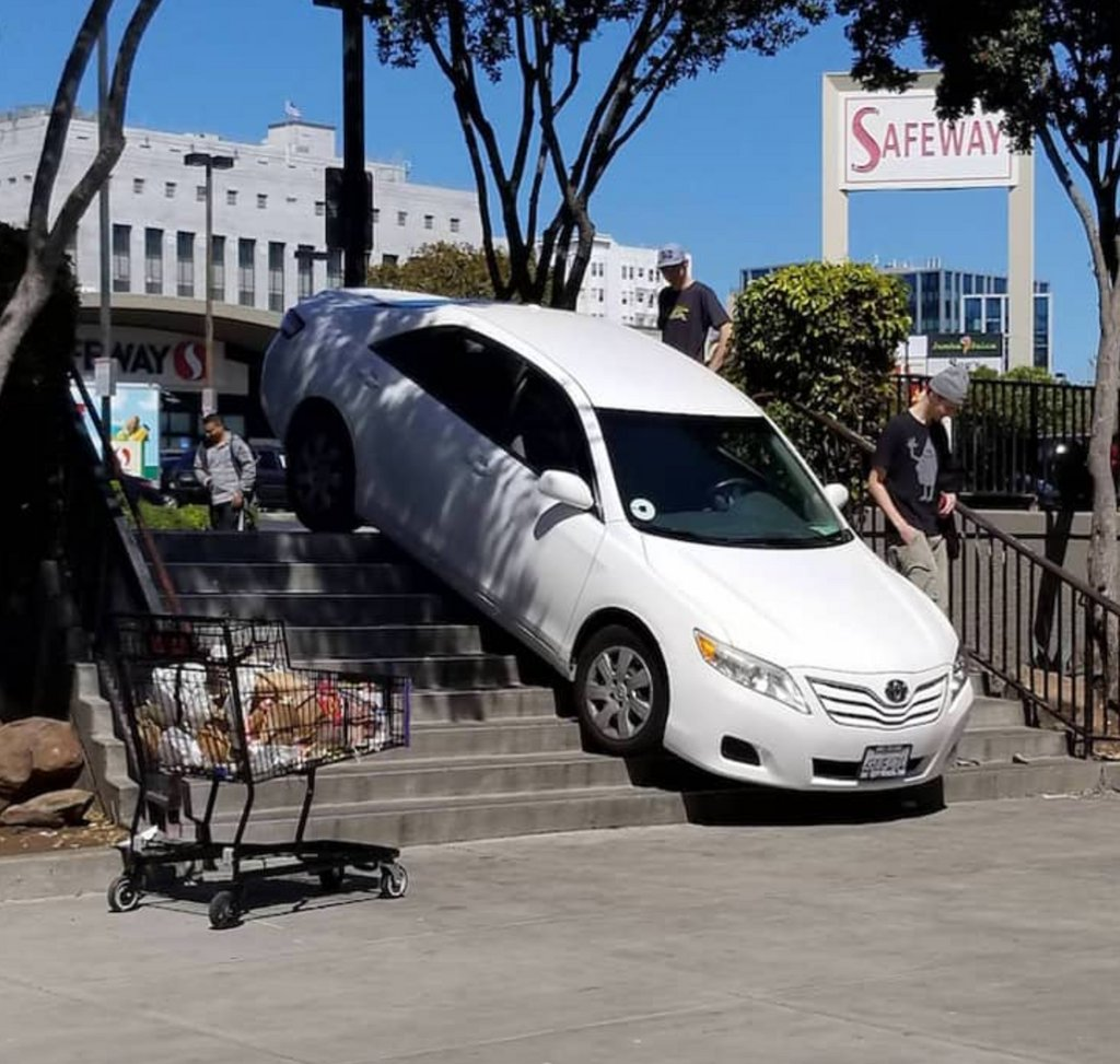 Your Uber is Here..