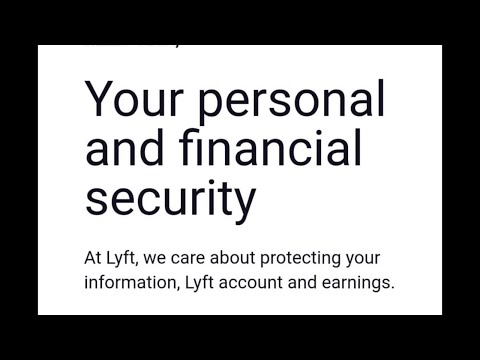 Lyft FINALLY Warns Drivers About Rider Scams