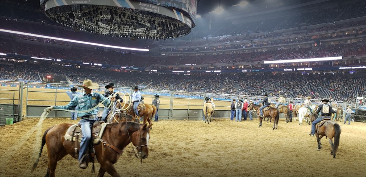 Houston Livestock Show and Rodeo Chairman of the Board – Jim Winne has officially stepped down
