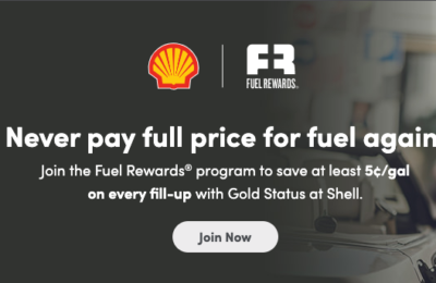 Save on Every Fill-Up!
