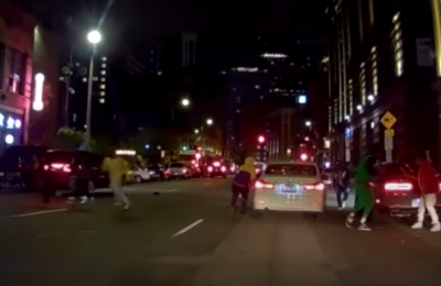 Watch: Uber driver catches shooting on camera while picking up a rider