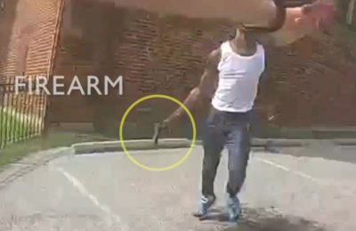 """Watch: The video that """"justifies"""" the Deon Kay shooting"""