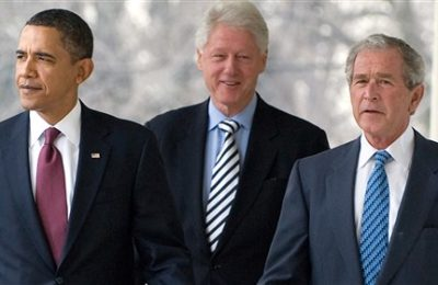 Former REAL Presidents – Bush, Clinton will join Obama in getting vaccinated against COVID-19