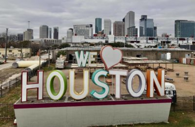 Los Angeles comes in second to Houston once again