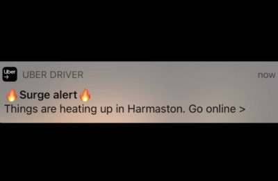 Surge alerts are finally here!