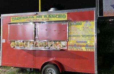 Taqueria Mi Ranchero Taco Truck on Little York